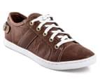 Rockport Women's Coralee Cap Toe Shoes - Mahogany 1