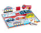 Melissa & Doug Wooden Puzzle - Vehicles 4