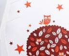 Night Owl Tree Wall Decal/Sticker 3