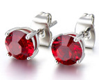 Mestige Cancer Zodiac Crystal Earrings 2