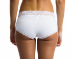 Kayser Women's Rosie Bikini Briefs - White 3