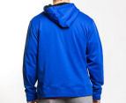 Champion Men's Fleece Hoodie - Blue 3