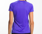 Champion Women's Training Tee - Purple 3