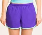 Champion Women's Sport Short - Purple 3
