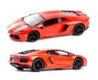 Rastar RC 1:14 Size Lamborghini Aventador - Orange 3