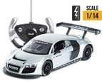 Rastar Remote Control Audi R8 LMS - Silver 1