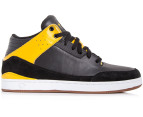 Diamond Supply Co. Men's Marquise Shoe - Black/Yellow 2