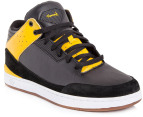 Diamond Supply Co. Men's Marquise Shoe - Black/Yellow 1