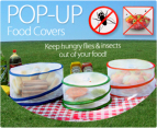 Pop-Up Food Covers 1