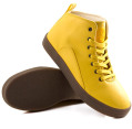 Men's Gourmet Quattro Shoes - Yellow/Gum - US Men 10 4