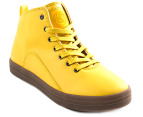 Men's Gourmet Quattro Shoes - Yellow/Gum - US Men 10 1