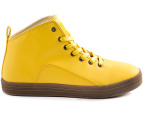 Men's Gourmet Quattro Shoes - Yellow/Gum - US Men 10 2