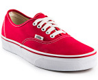 Vans Authentic - Fiery Red - US Men 4 1