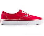 Vans Authentic - Fiery Red - US Men 4 2