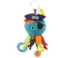 Lamaze Play & Grow Plush Captain Calamari 1