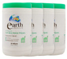 4x Earth Choice Anti-Bacterial All Purpose Wipes 50pk 3