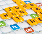 Words with Friends Board Game 3