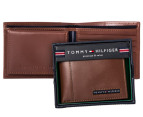 Tommy Hilfiger Cambridge Billfold Wallet - Tan  1