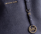 Michael Kors Jet Set Small Travel Tote - Black 3