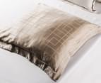 Sheridan Millswyn Tailored European Pillowcase - Flax 3