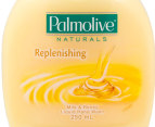 2 x Palmolive Naturals Replenishing Milk & Honey Handwash 250mL 2