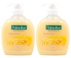 2 x Palmolive Naturals Replenishing Milk & Honey Handwash 250mL 1