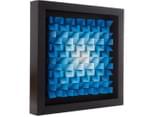 3D Wall Art 40 x 40cm - Blue 2
