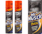 2x Mr Muscle Oven Cleaner 300ml 1