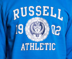 Russell Athletic Men's Sport Crew Sweater - Sport Blue 2