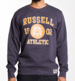 Russell Athletic Men's Sport Crew Sweater - Storm Cloud 4