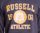Russell Athletic Men's Sport Crew Sweater - Storm Cloud 2