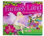 24 Piece Floor Puzzle & Book - Fantasy Land 1