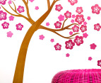 Children's Wall Decals - Blossom Tree with Branches 3