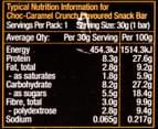 3 x Celebrity Slim Snack Bars Choc-Caramel Crunch 150g 5pk 3