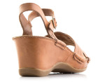 Hush Puppies Women's Malta Quarter Strap - Tan 3