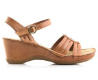 Hush Puppies Women's Malta Quarter Strap - Tan 2