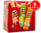 6x Pringles Value Pack 161g 1