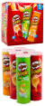 6x Pringles Value Pack 161g 4