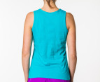 Everlast Women's Flash Dance Tank - Teal 3