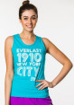 Everlast Women's Flash Dance Tank - Teal 4