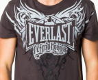 Everlast Men's Domination Tee - Anthracite 2