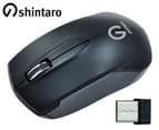 Shintaro 3 Button Wireless Mouse 1
