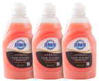 3 x Dawn with Olay Beauty Hand Renewal Dishwashing Liquid 266mL 3