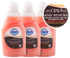 3 x Dawn with Olay Beauty Hand Renewal Dishwashing Liquid 266mL 1