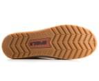 Teva Men's Cedar Canyon Suede Shoe - Ash Brown 3