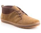 Teva Men's Cedar Canyon Suede Shoe - Ash Brown 4