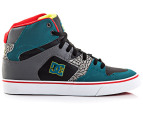 DC Men's Pro Spec 3.0 TX Shoe - Black/Ocean 1