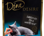 12x Dine Desire Shredded Tuna Whitemeat 85g 2