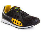 PUMA Men's Faas 300 Jam II - Black Amazon/Yellow 1