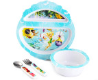 The First Years 4-Piece Feeding Set - Disney TinkerBell 3
